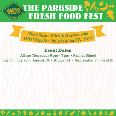 Parkside Fresh Food Fest