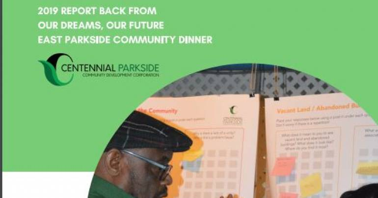 Our Dreams, Our Future Community Dinner