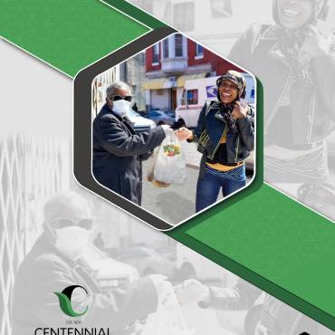 The Centennial Parkside CDC Proudly Announces the Release of its 2020 Annual Report